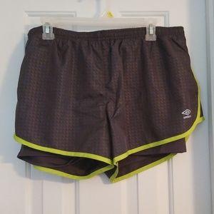 Umbro athletic shorts